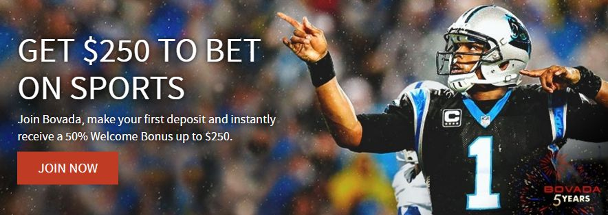 Bovada Sports-Get Free $250 and Bet Safely Online on Sportsbook