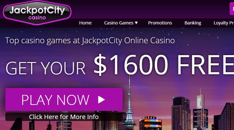Read more about the article Jackpot City Casino 2018 Review – Get $1600 Free Welcome Bonus