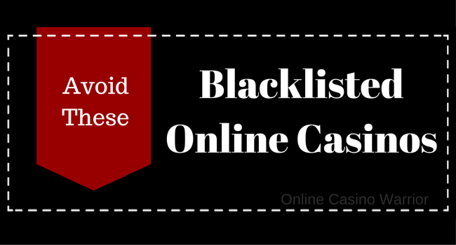 Read more about the article Rogue and Blacklisted Online Casinos 2020 You Should Strictly Avoid